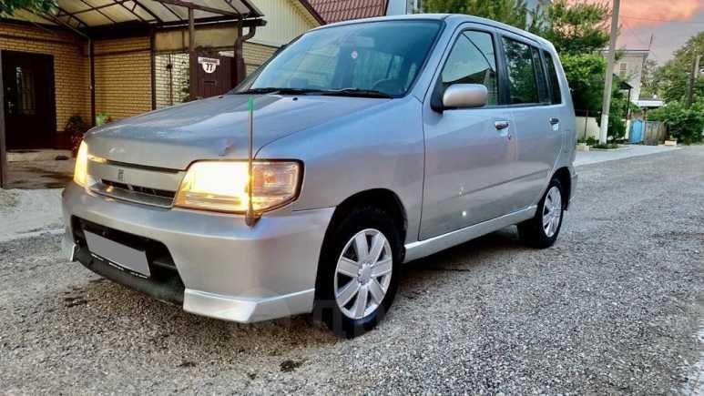 Nissan Cube, 2001 год, 165 000 руб.