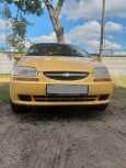 Chevrolet Aveo, 2004 год, 155 000 руб.