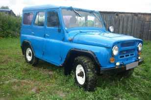 Тевриз УАЗ 3151 1993
