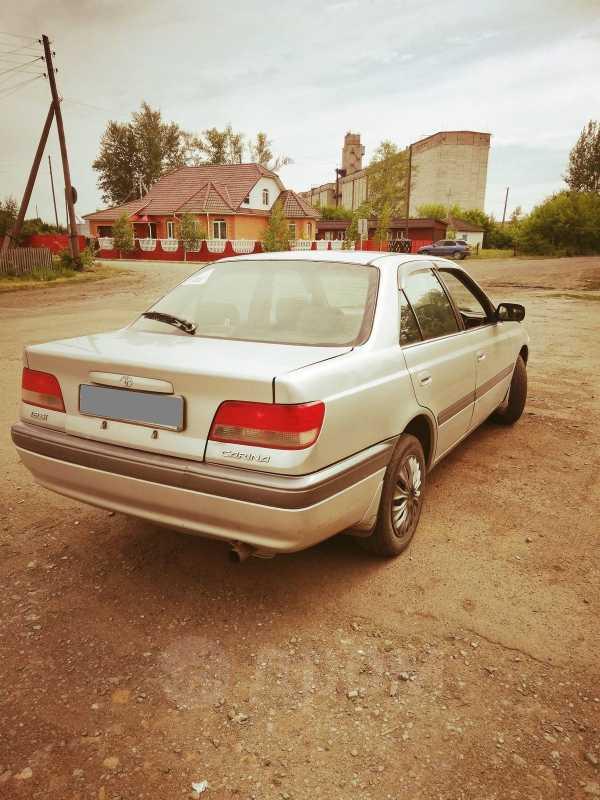 Toyota Carina, 1996 год, 148 000 руб.