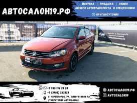 Черногорск Polo 2016