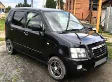Невьянск Wagon R Solio 2003