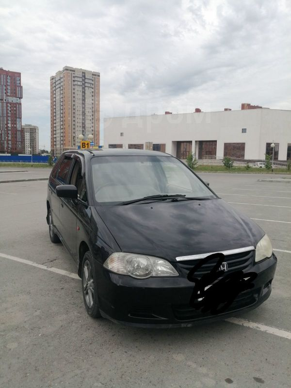 Honda Odyssey, 2002 год, 275 000 руб.