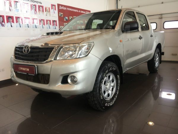 Toyota Hilux Pick Up, 2012 год, 1 230 000 руб.