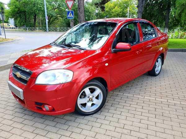Chevrolet Aveo, 2007 год, 255 000 руб.