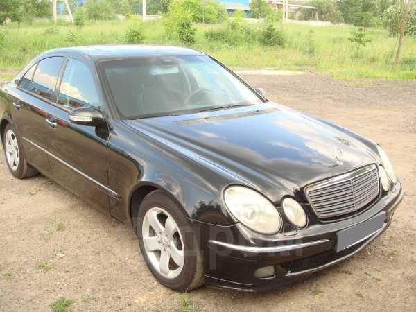 Mercedes-Benz E-Class, 2004 год, 375 000 руб.