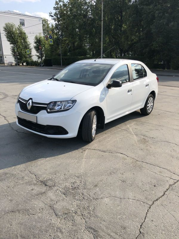 Renault Logan, 2016 год, 455 000 руб.