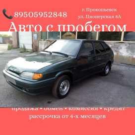 Прокопьевск 2114 Самара 2012