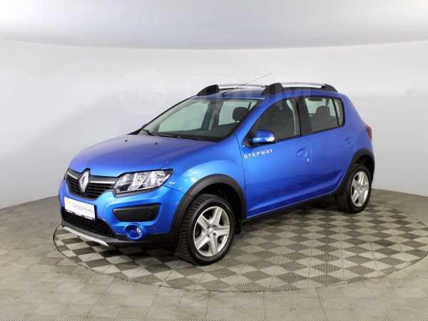 Renault Sandero Stepway, 2015 год, 649 000 руб.