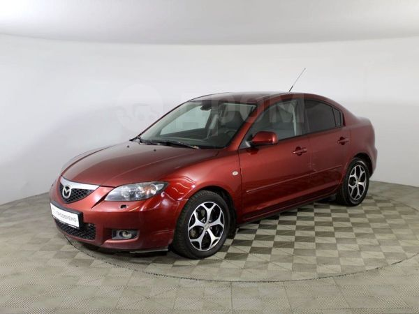 Mazda Mazda3, 2008 год, 369 000 руб.