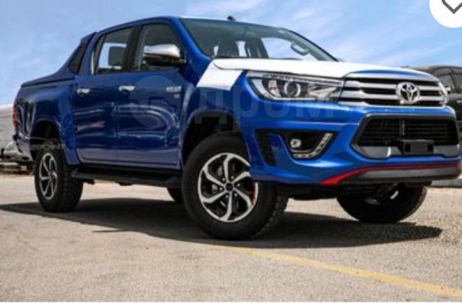 Toyota Hilux Pick Up, 2020 год, 3 300 000 руб.