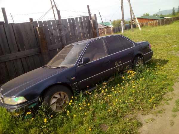 Honda Ascot, 1989 год, 45 000 руб.