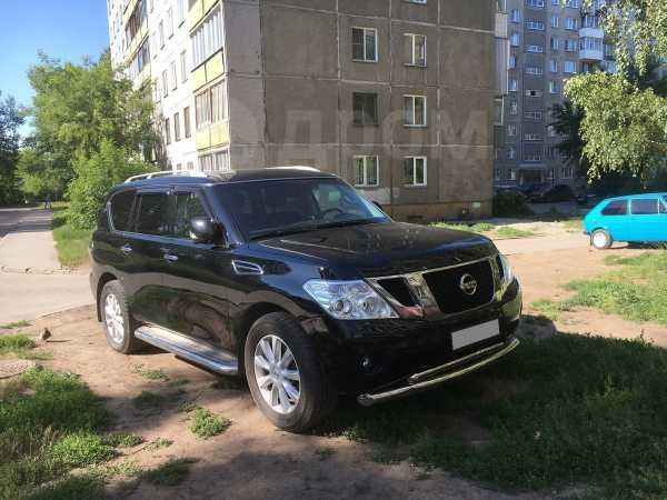 Nissan Patrol, 2010 год, 1 125 000 руб.
