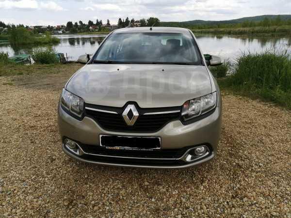 Renault Logan, 2017 год, 415 000 руб.