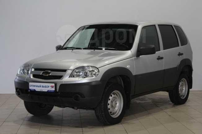 Chevrolet Niva, 2018 год, 520 000 руб.
