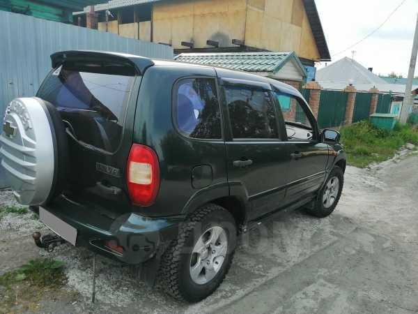 Chevrolet Niva, 2004 год, 205 000 руб.