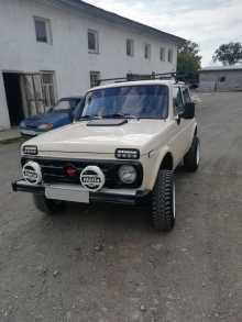 Коркино 4x4 2121 Нива 1990