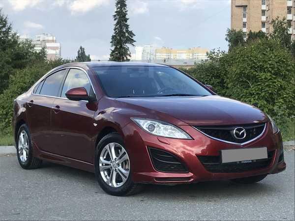 Mazda Mazda6, 2012 год, 585 000 руб.