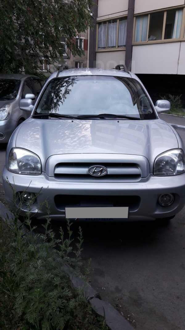 Hyundai Santa Fe Classic, 2010 год, 600 000 руб.