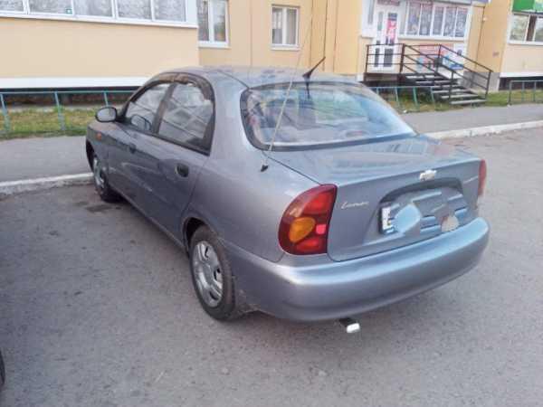 Chevrolet Lanos, 2008 год, 87 000 руб.