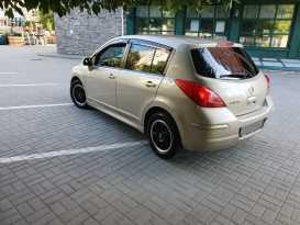 Воронеж Nissan Tiida 2012