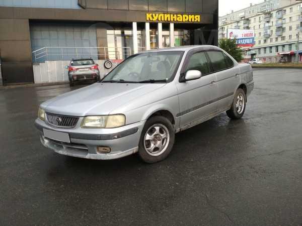 Nissan Sunny, 1999 год, 87 000 руб.
