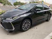 Москва Corolla 2019