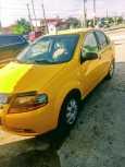 Chevrolet Aveo, 2006 год, 155 000 руб.