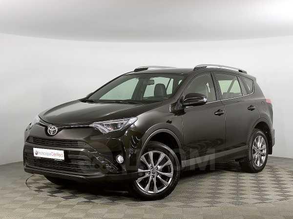 Toyota RAV4, 2016 год, 1 697 000 руб.