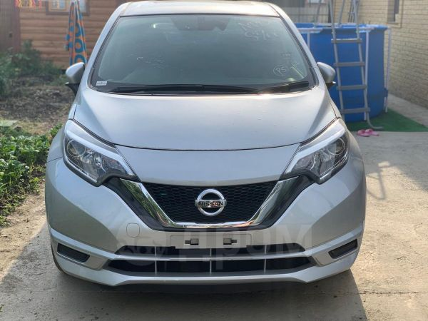 Nissan Note, 2017 год, 630 000 руб.