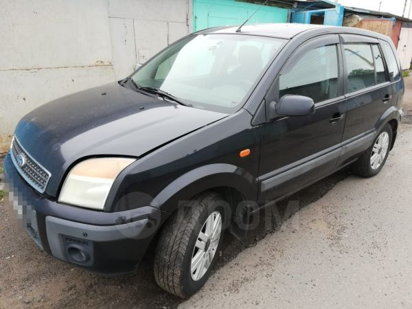 Ford Fusion, 2006 год, 299 900 руб.