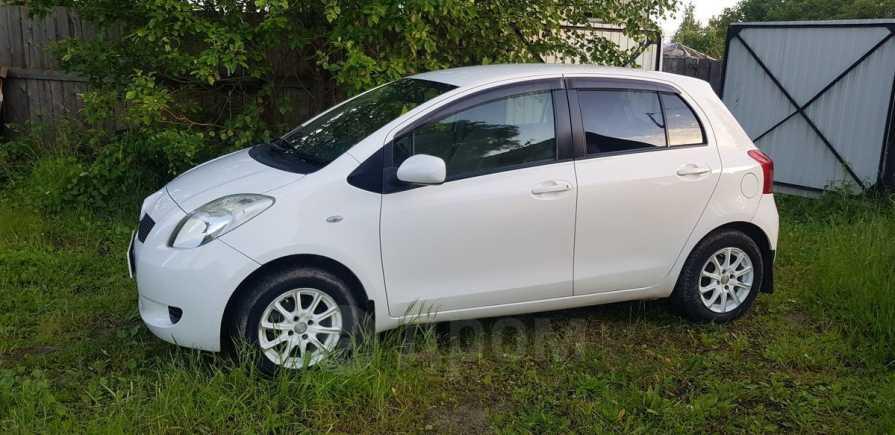 Toyota Vitz, 2007 год, 350 000 руб.