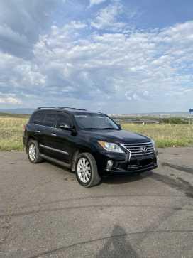 Кызыл LX570 2009