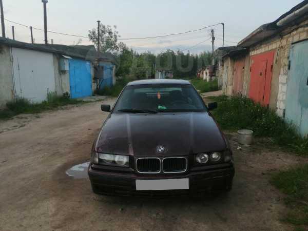 BMW 3-Series, 1992 год, 85 000 руб.