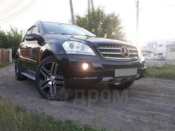 Mercedes-Benz M-Class, 2005 год, 725 000 руб.