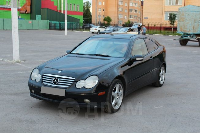 Mercedes-Benz C-Class, 2003 год, 389 000 руб.