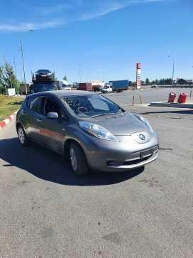 Уфа Nissan Leaf 2015