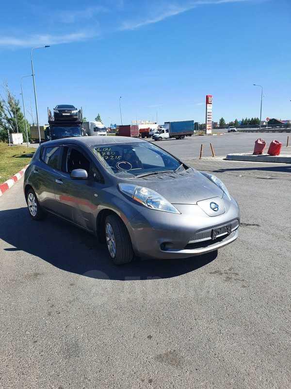 Nissan Leaf, 2015 год, 649 999 руб.