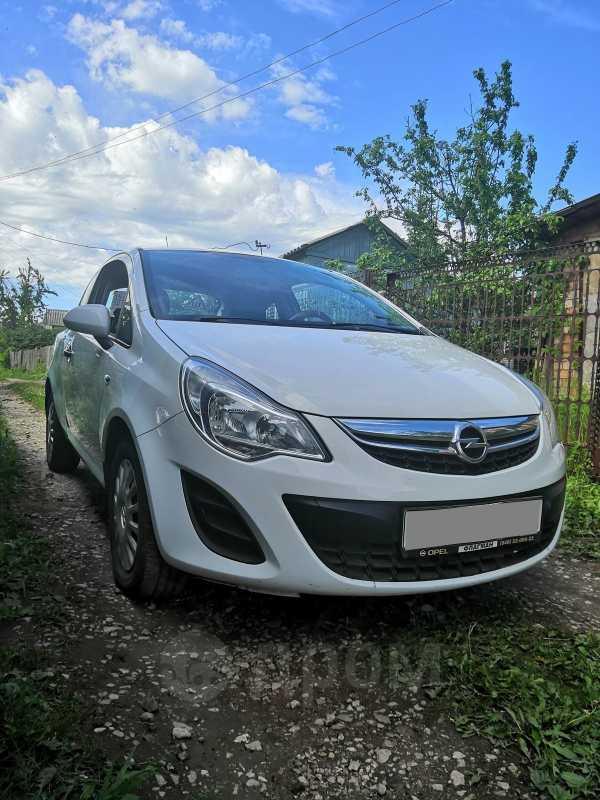Opel Corsa, 2012 год, 299 999 руб.