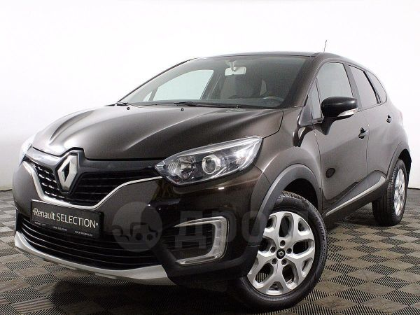 Renault Kaptur, 2016 год, 809 000 руб.
