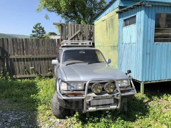 Toyota Land Cruiser, 1997 год, 499 000 руб.