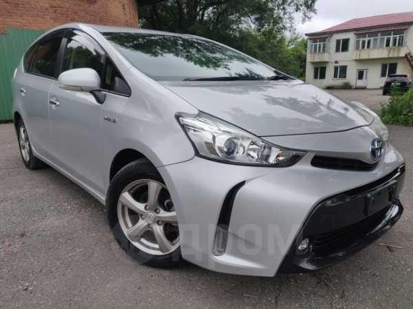 Toyota Prius a, 2017 год, 1 095 000 руб.