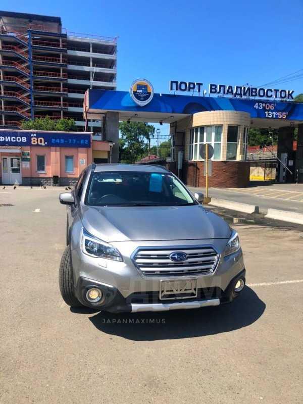 Subaru Outback, 2017 год, 1 750 000 руб.