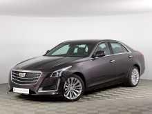 Москва Cadillac CTS 2015