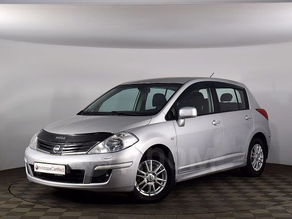 Nissan Tiida, 2011 год, 398 000 руб.