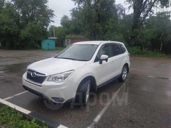 Subaru Forester, 2015 год, 1 390 000 руб.