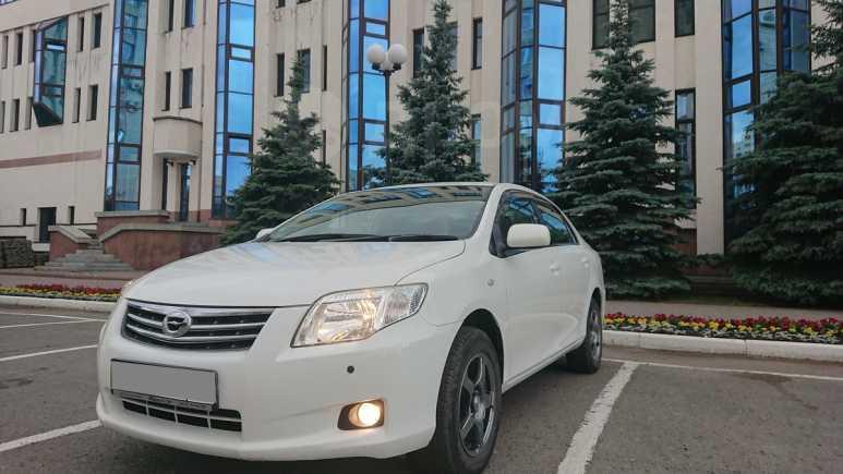 Toyota Corolla Axio, 2009 год, 600 000 руб.