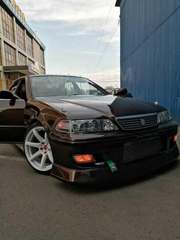 Toyota Mark II, 1999 год, 585 000 руб.