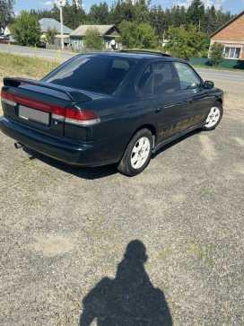 Искитим Subaru Legacy 1997