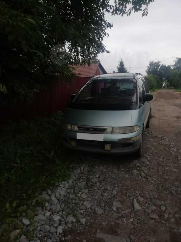 Toyota Estima Emina, 1992 год, 195 000 руб.